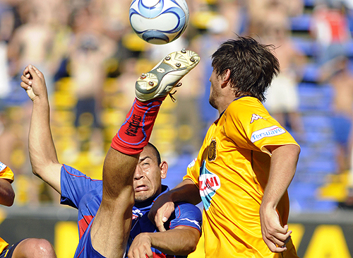 Con este resultado Tigre alcanzó la punta del Torneo Apertura