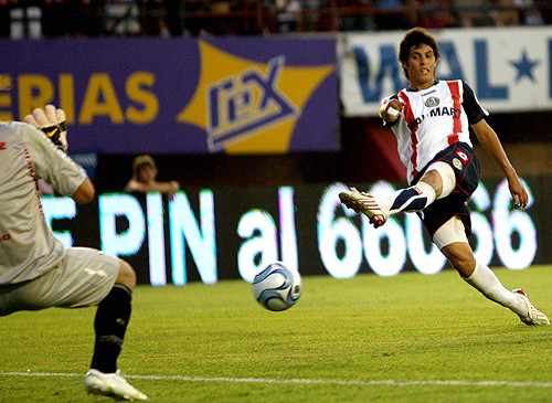 Ganó San Lorenzo y ahora comparte la punta con Tigre y Boca Juniors con 36 puntos