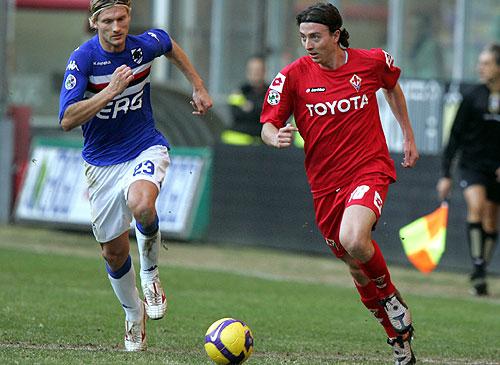 El triunfo de la Fiorentina lo deja en la 4ta posición