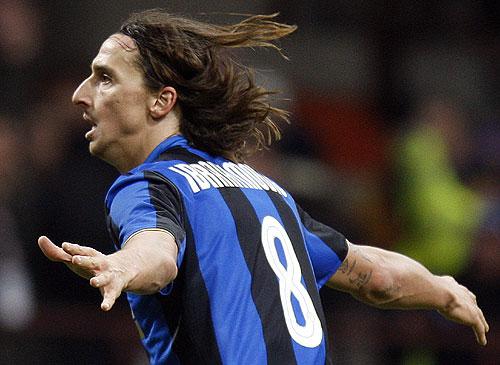 Una vez más apareció Zlatan Ibrahimovic para darle el triunfo a su equipo