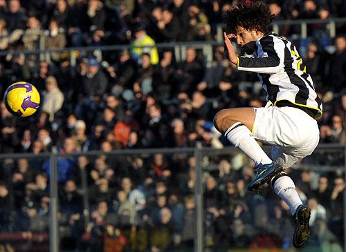 El goleador volvió a aparecer para asegurar el triunfo del Juventus F.C.