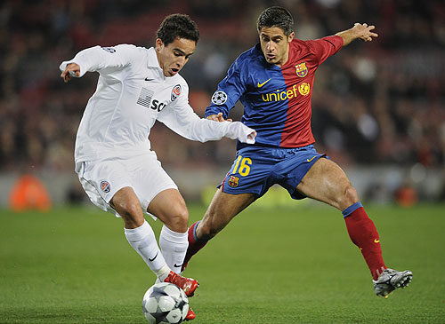 El conjunto Español perdió su primer partido en la competencia