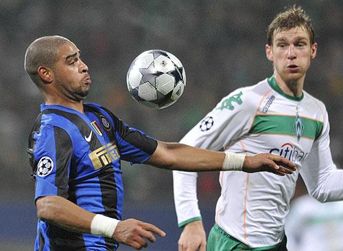 Pobre fue el desempeño del Inter de Milán a lo largo de la fase de Grupos