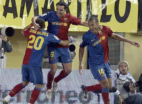 Un nuevo triunfo del Barcelona lo consagra campeón de Invierno