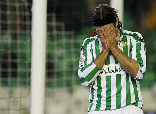 El Real Betis perdió como Local y está lejos de los primeros puestos de la tabla de posiciones