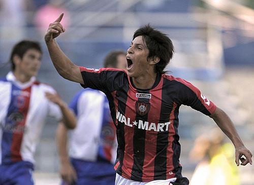 San Lorenzo ganó bien y dió el primer paso