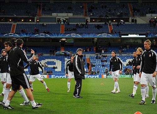 El Real Madrid C.F. volvió al triunfo luego de la salida del Alemán Bernard Schuster