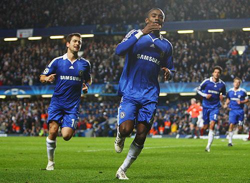 El Chelsea lo empezó ganando, se lo empataron y luego puso la ventaja definitiva en el marcador