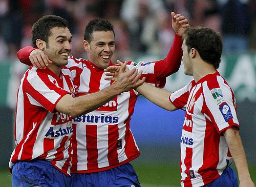 El Sporting Gijón ganó un partido fundamental y sigue muy bien ubicado en la tabla de posiciones de la Liga Española