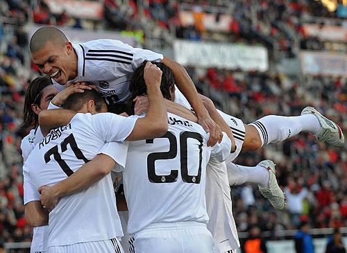 El equipo de Juande Ramos parece haber encontrado el buen fútbol