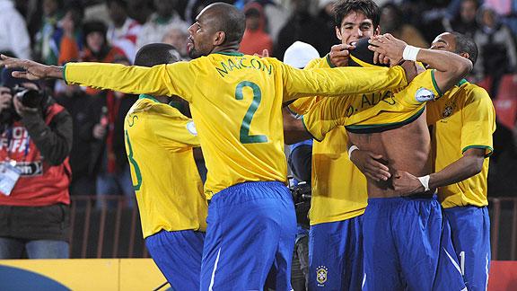 Brasil, con muy poco, vuelve a ser finalista de la Copa de las Confederaciones donde lo espera Estados Unidos, que viene en un buen nivel