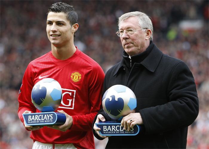 El Manchester United quedará muy debilitado tras la salida del Portugués