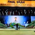 Sorteo de la Fifa Mundial 2014