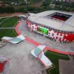 Estadio de Moscú